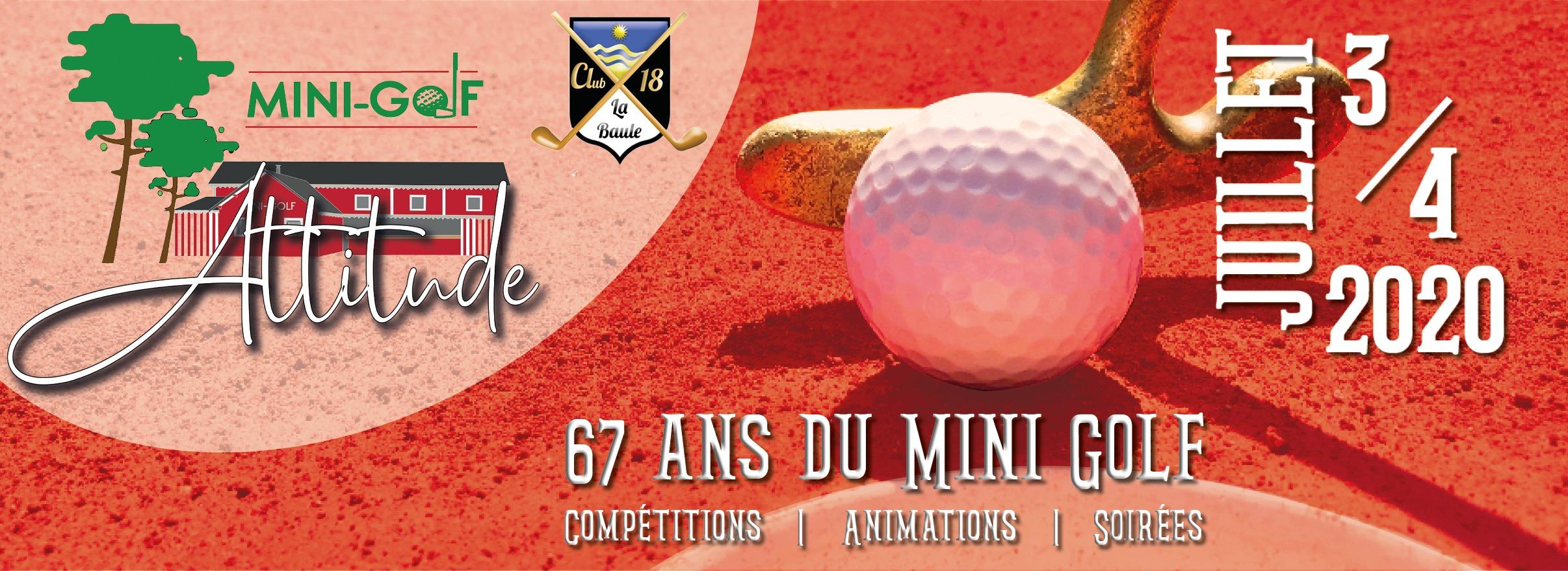 LA Mini Golf Attitude