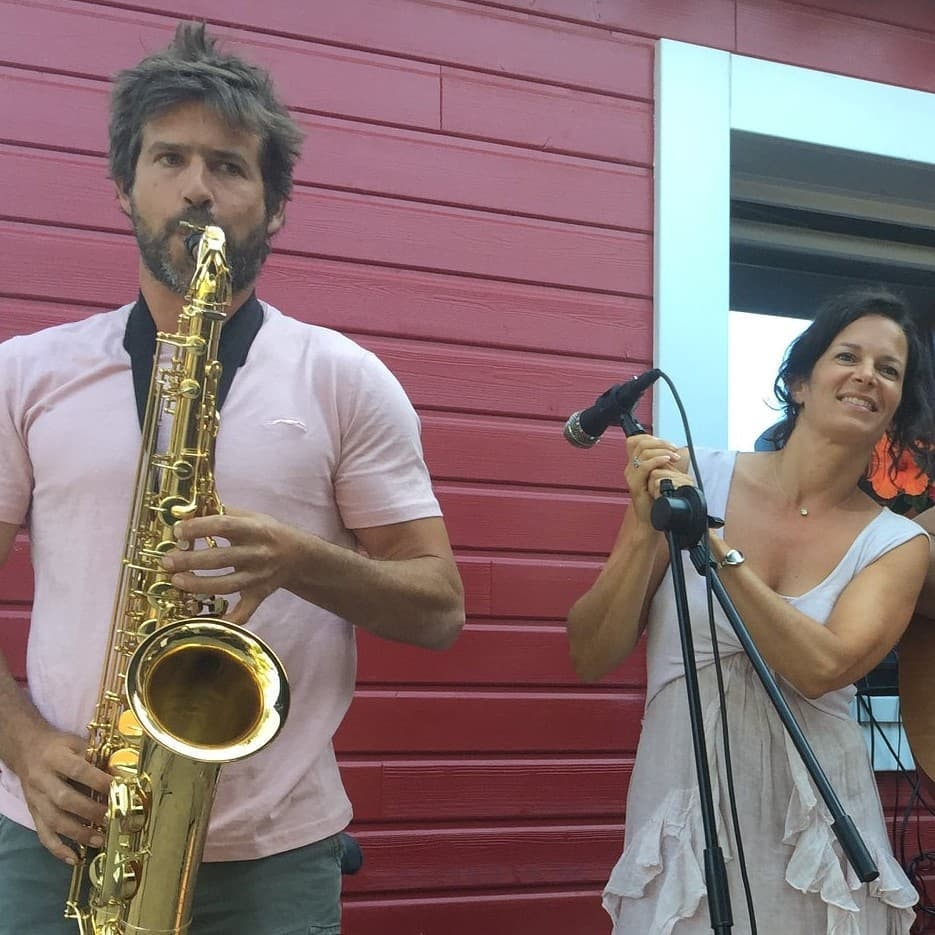 Vincent et Caroline Rousselot