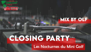 Closing Party - Mix by OLF